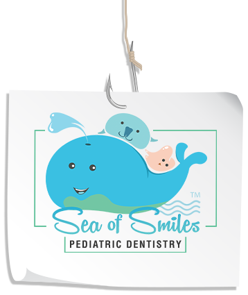 Logo for pediatric dentist Dr. Dana Doan in Frisco, TX